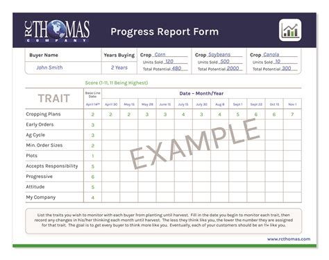 top 5 free progress report templates word templates