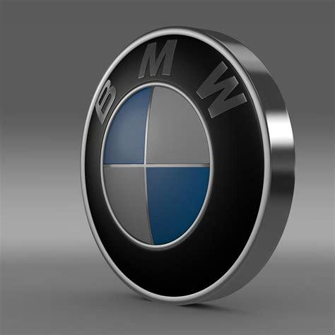 logo bmw 3d bmw logo 3d model buy bmw logo 3d model flatpyramid