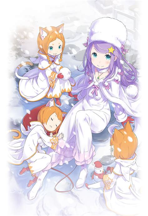 Re Zero Kara Hajimeru Isekai Seikatsu Official Comic Anthology Vol 2 re zero kara hajimeru isekai seikatsu anime adaptation