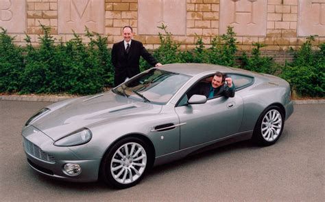 Aston Martin Vanquish 2002 by 2002 Aston Martin Vanquish Front Three Quarter Photo 19