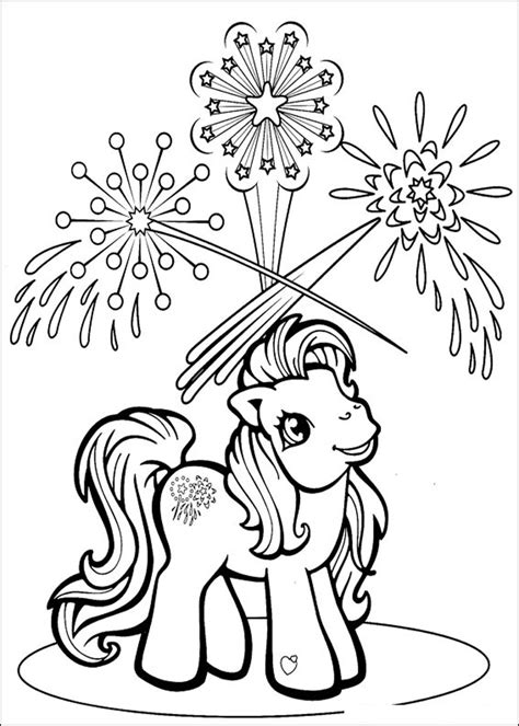 Free Coloring Pages Of Luna Little Pony My Pony Coloring Books