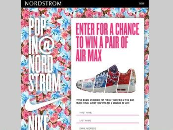 Nordstrom Sweepstakes - nordstrom nike pop in sweepstakes sweepstakes fanatics