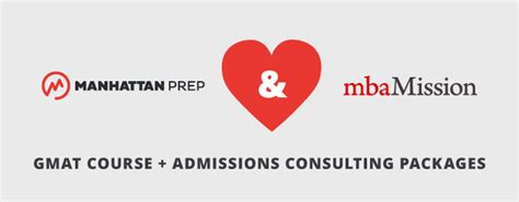 Mba Prep School Admissions Consulting by Manhattan Prep And Mbamission Packages Archives Gmat