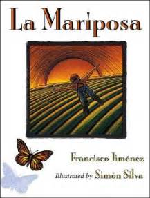 mariposa book la mariposa by francisco jimenez 9780618073177