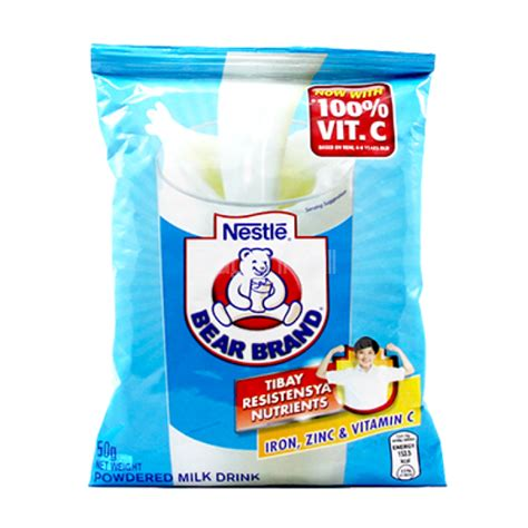 Cow Milk Powder 50g brand 50g