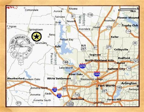 map of springtown texas contact us