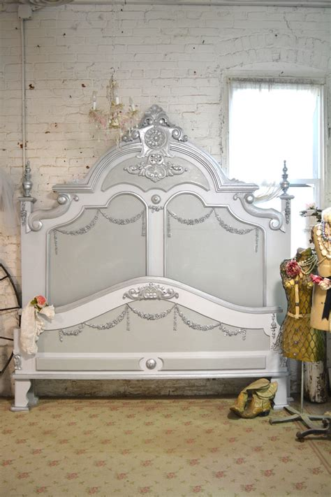 painted beds shabby chic romantic beds