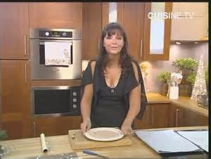 photo carinne teyssandier sur cuisine tv 5