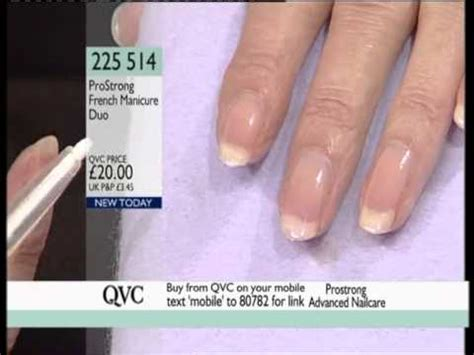 how to get longer nail beds beautiful long nail beds on qvc hand model youtube