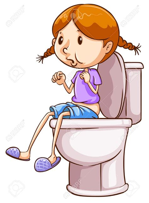 how to go to the bathroom regularly go to the bathroom clip art www imgkid com the image