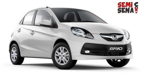 Sparepart Honda Brio Satya informasi dealer mobil honda manado
