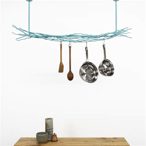 Modern Pot Rack merkled pot rack modern pot racks and accessories chicago by merkled studio