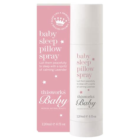 Baby Sleep Pillow Spray this works baby sleep pillow spray princess free uk delivery