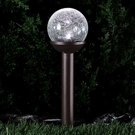 westinghouse mini solar holiday christmas garden outdoor pathway light 12 pack westinghouse mini crackle solar stake light bronze new ebay