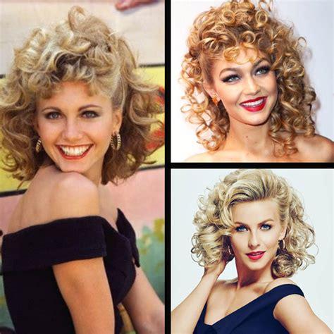 how to do grease hairstyles sandy grease hair and makeup tutorial mugeek vidalondon
