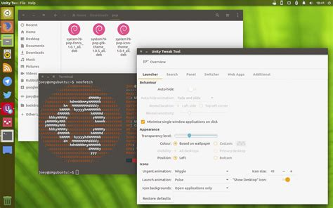 gnome gtk themes ubuntu the quot pop quot gtk theme brings ubuntu with gnome to life