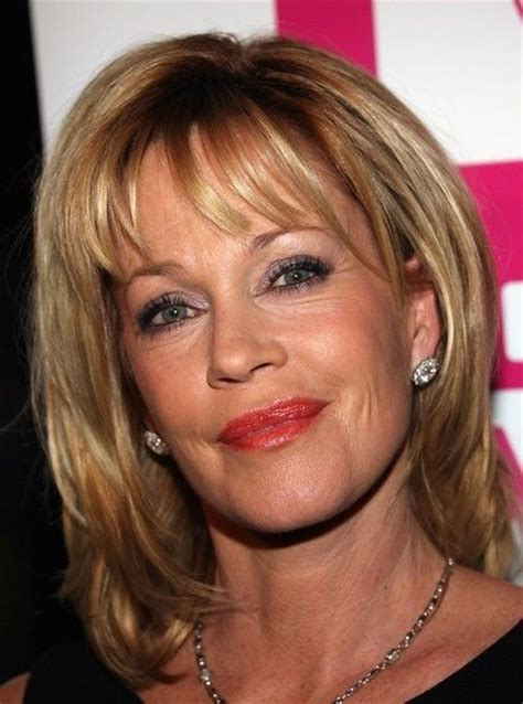 hairstyles with bangs over 40 medium hairstyles for women over 40 with fine hair