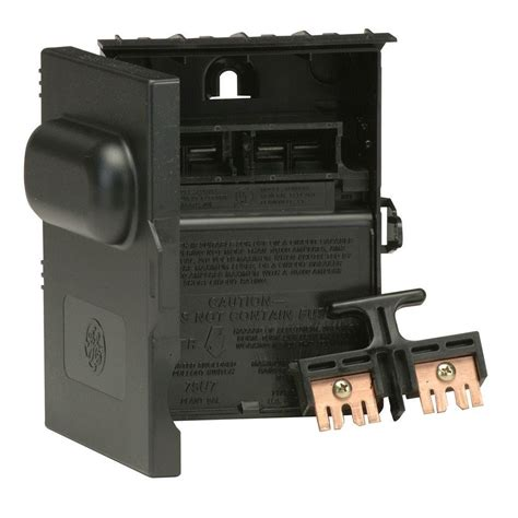 ge 60 240 volt 240 watt non fuse non metallic ac disconnect tpn60r1cp the home depot