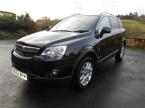 vauxhall antara 2 2 cdti exclusive 5 door 4x4 car for sale