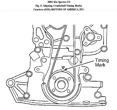 how to set timing marks on a 2009 audi a8 2001 daewoo leganza timing chain alignment show marks 2002 daewoo nubira timing chain
