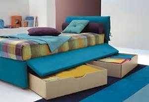 Teenager Beds practical single bed for kids and teen room designs kidsomania