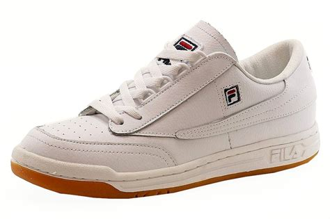 fila fashion sneakers fila s original tennis 1vt13016 white gum fashion