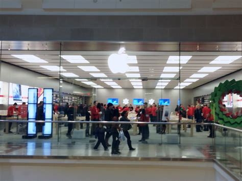 Garden State Mall Mac Apple Store Reopening Garden State Plaza Nj