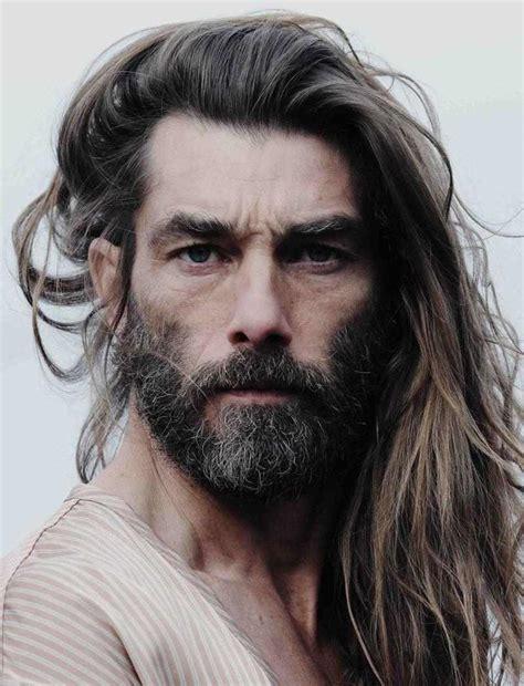cheveux longs homme id 233 es de coupes et conseils pour un