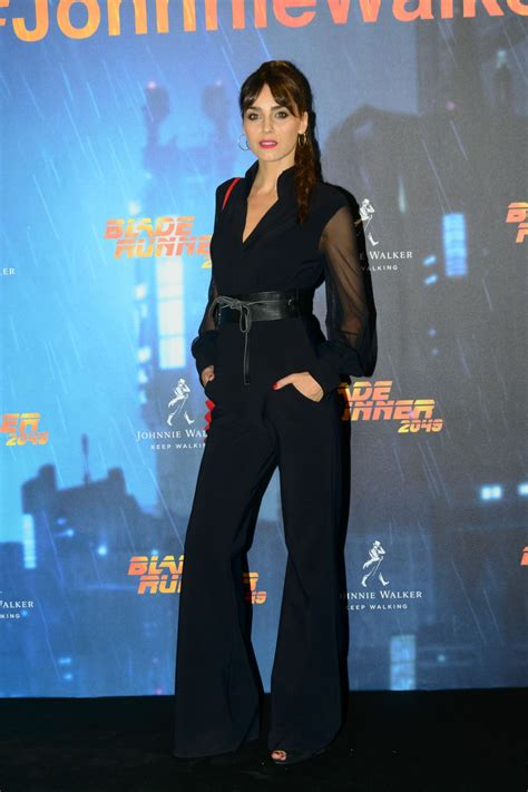 Blades Of Premiere by Irene Arcos Blade Runner 2049 Premiere In Madrid 10 05