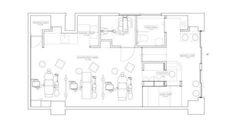 dental clinic floor plan dental clinic floor plan design thefloors co