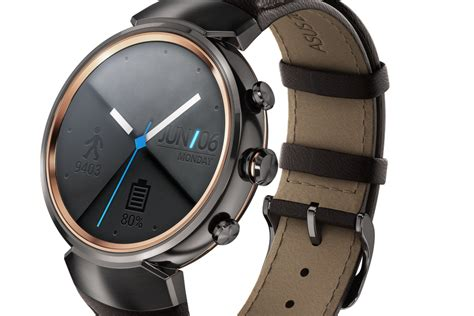 Zen Smartwatch asus zenwatch 3 looks way better than the two the verge