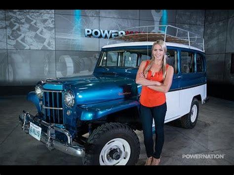 jeep wagon 2016 1963 willys utility wagon powernation 2016 week 42