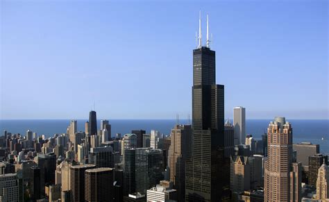 sears tower willis tower sold chicago s tallest building breaks