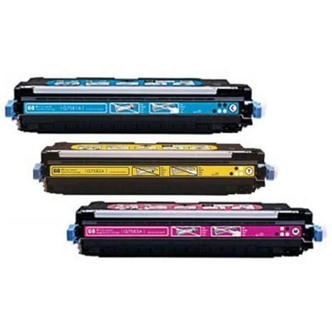 Toner Laserjet Hp 503a hp 503a q7582a yellow toner cartridge best value