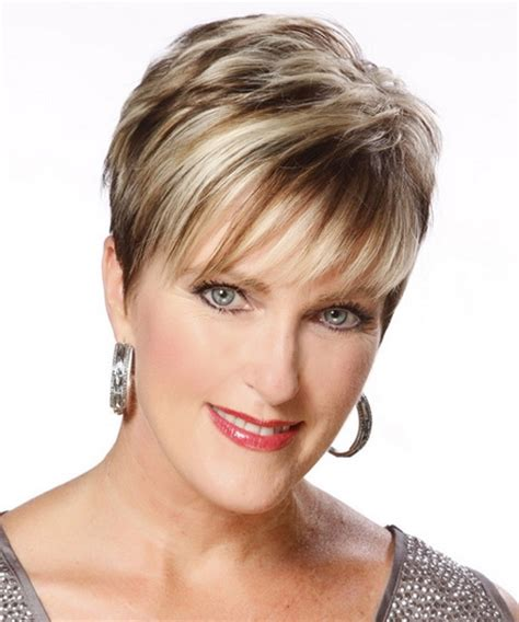 short hairstyles for fine hair pictures short hair styles for fine hair older women