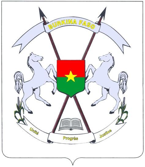 file burkina faso coa png wikimedia commons