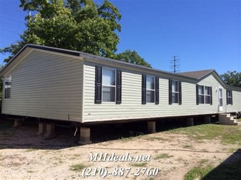 san antonio manufactured homes used single wide