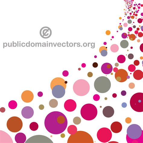 circle pattern graphic design colorful circles background graphic design free vectors