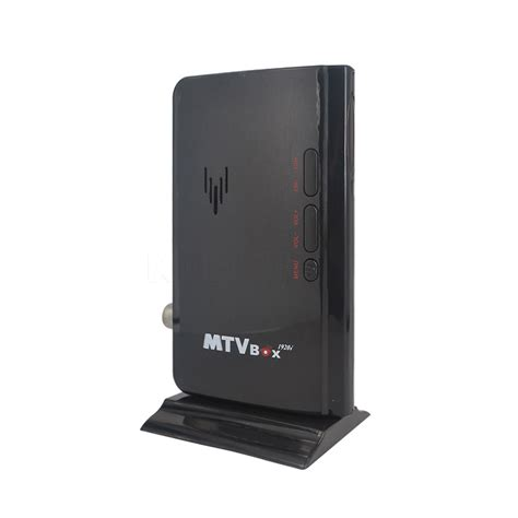 Set Box Tv Digital kebidumei set top box receiver digital hdtv external lcd tv box analog tv tuner box crt