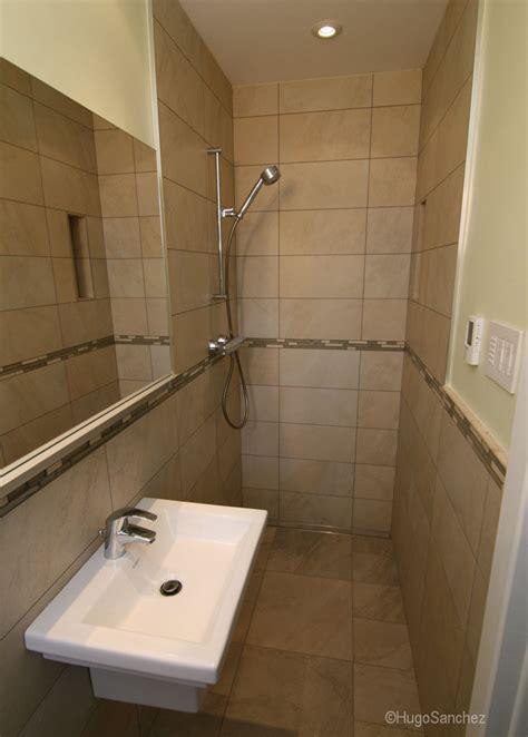 open doorless shower c233ramiques hugo sanchez inc