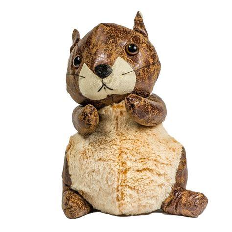 door stop animal squirrel buy online at qd stores