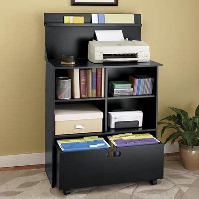 printer storage top 25 ideas about printer storage on desktop