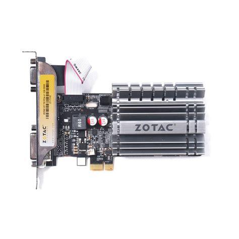 Vga Card Pci Express X1 zotac geforce gt 730 1024mb graphics card pcie x1 hdmi dvi vga pcdirectuk