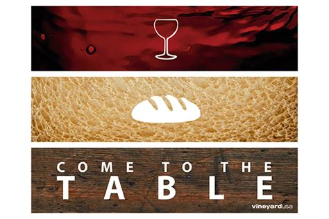 come to the table preaching think theology