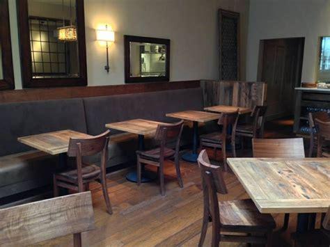 reclaimed wood restaurant tables reclaimed wood restaurant tables black s farmwood