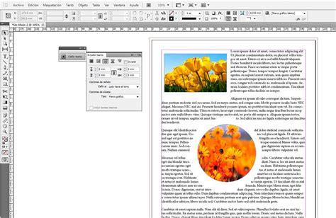 imagenes alegres con texto tutorial indesign cs5 ce 241 ir texto alrededor de imagen