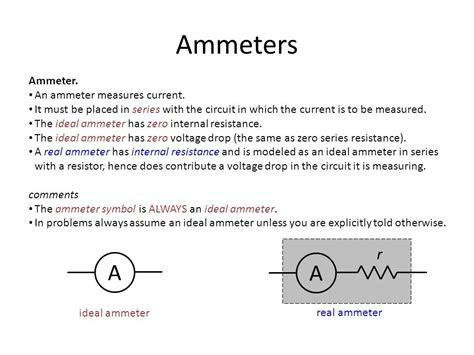 ammeter circuit symbol dolgular jeffdoedesign