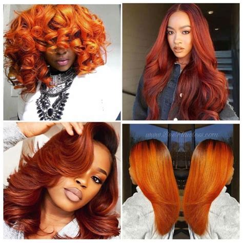 rust colored hair 17 best ideas about orange hair colors on dyed