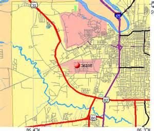 Montgomery Zip Code Map by 36108 Zip Code Montgomery Alabama Profile Homes
