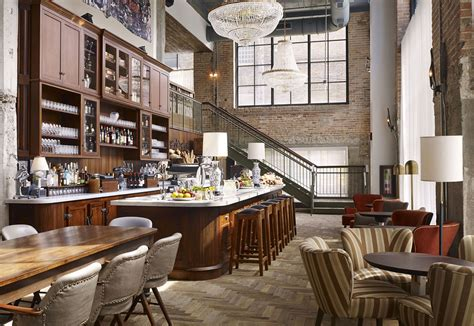 soho house design soho house takes over old belt factory in chicago knstrct